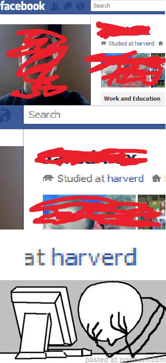 facebook havard post