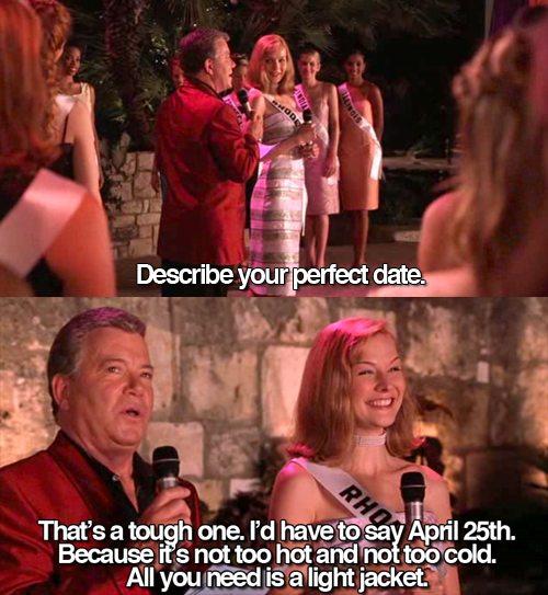 favorite date
