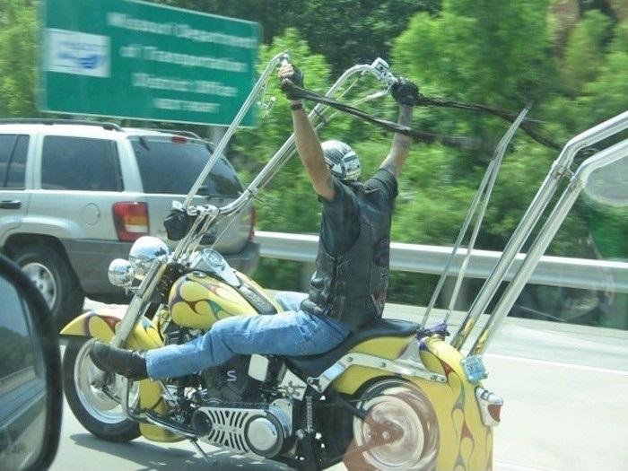 handlebar motorcycle