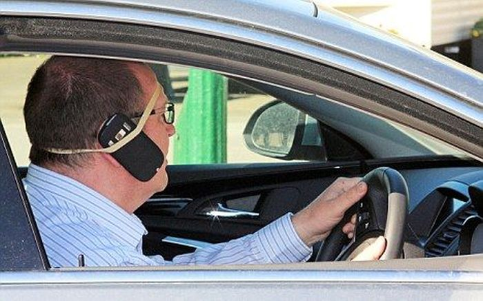 hands free cell