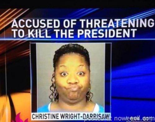 kill the president