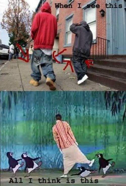 low ride pants