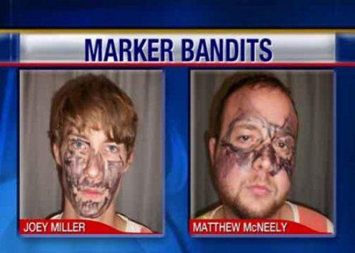 marker bandits