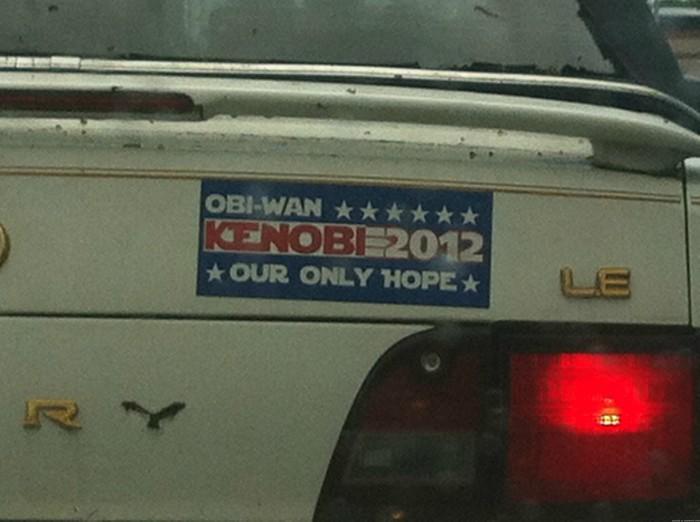 obi wan for president