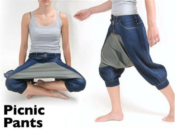 picnic pants