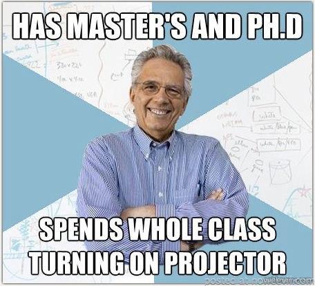 projector phd