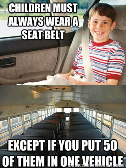 seatbelts and kids