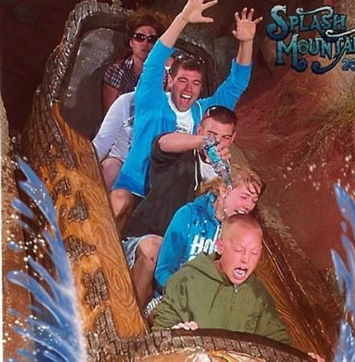 splash mountain 10