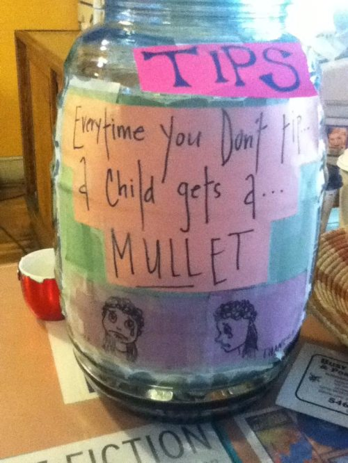 tip and child mullet