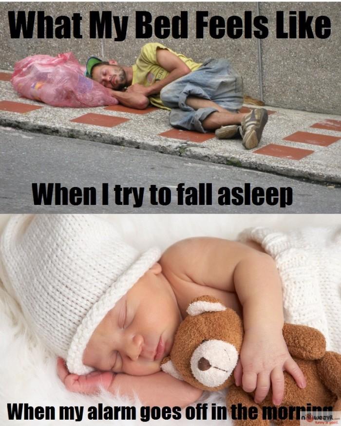 alarm mattress
