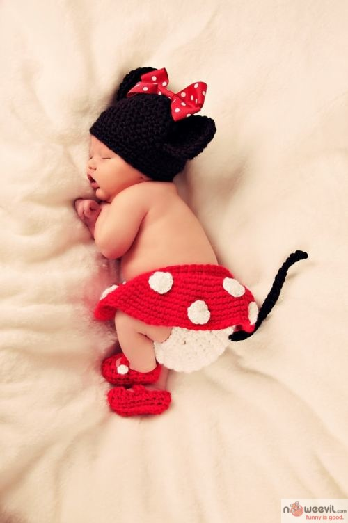 baby mini mouse
