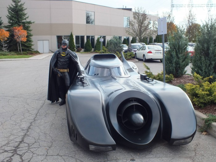 batman parking