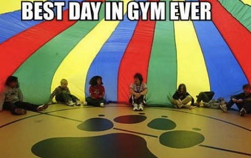 best day in gym