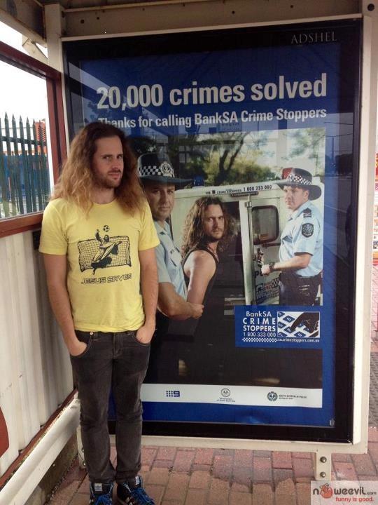 crime solved