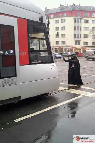 darth vader force