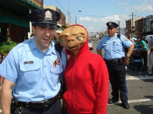 et and police