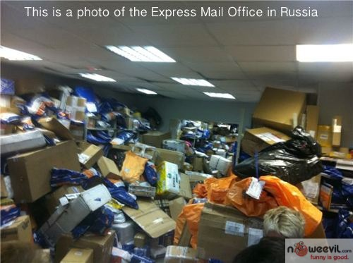 express mail office