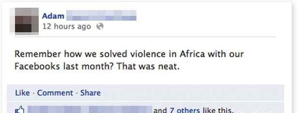 facebook africa violence