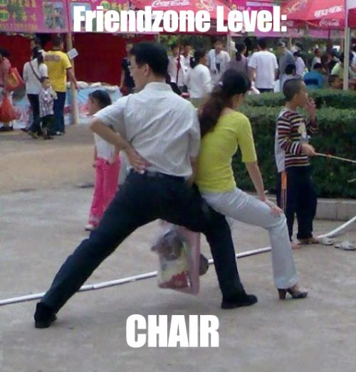friendzone chair