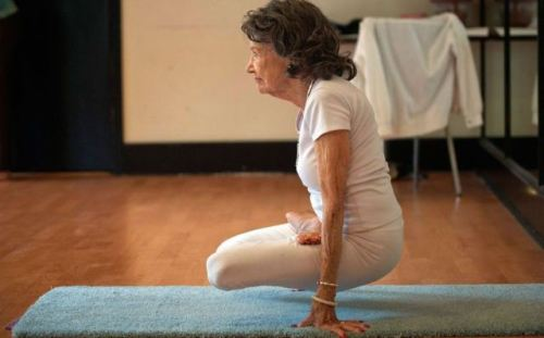 grandma yoga