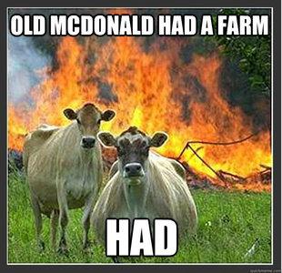had a farm