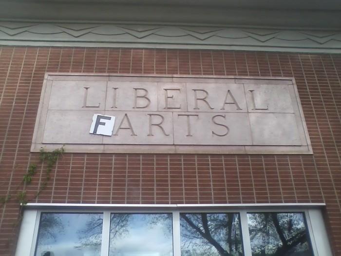 liberal farts