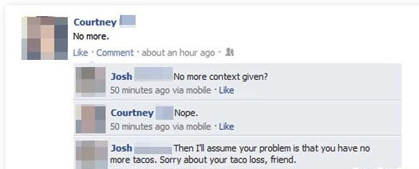 no more tacos facebook