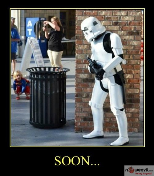 storm trooper soon