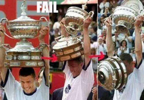 trophy owned