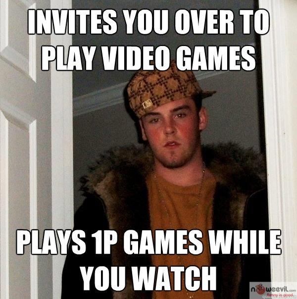 video games steve