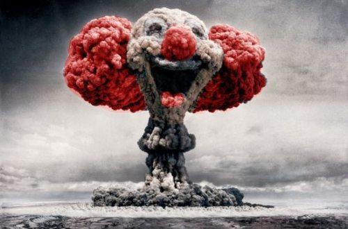 clown mushroom