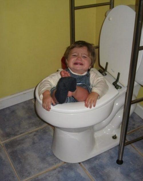 kid toilet
