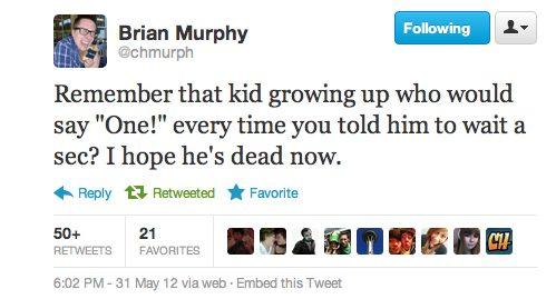 kid tweet