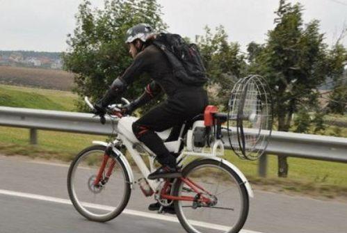 bike fan