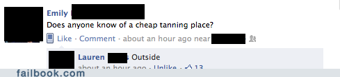 cheap tanning