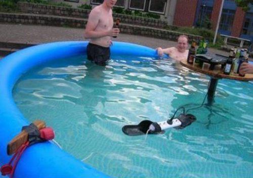 plugs pool