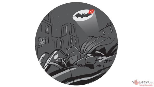 batman notifications