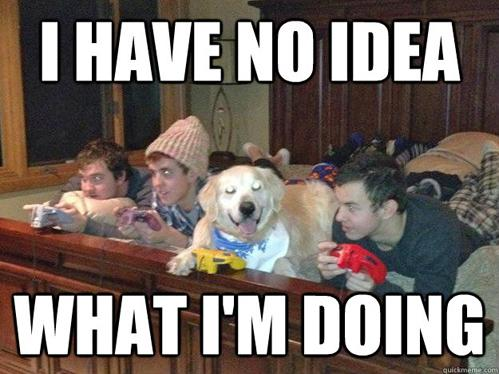 dog video game