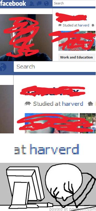 facebook havard post