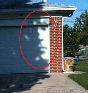 human face shadow