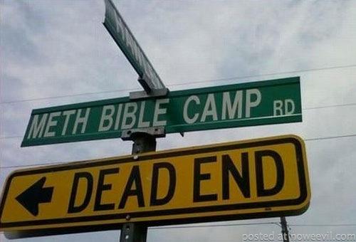 meth bible camp
