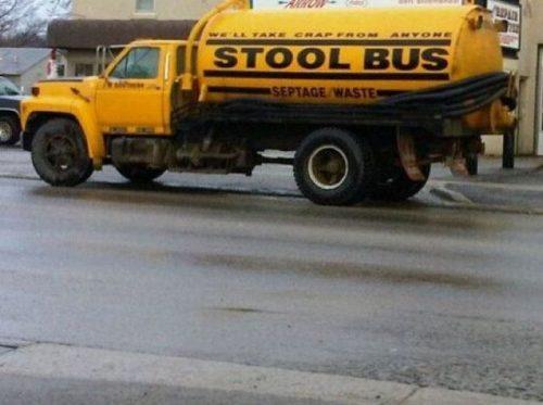 stool bus