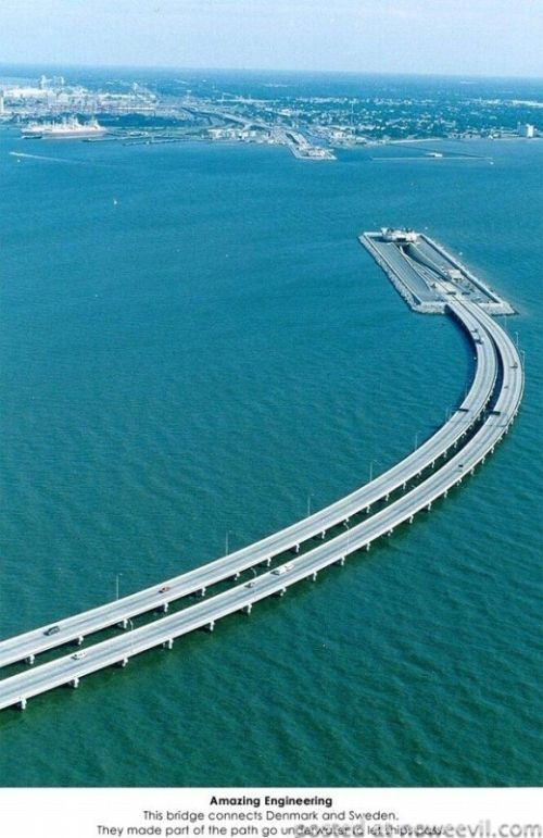 sweden bridge