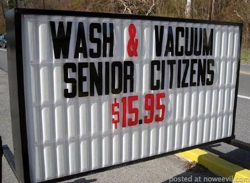 was and vacuum seniors