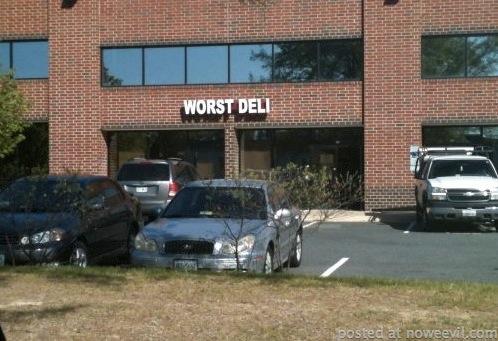 worst deli