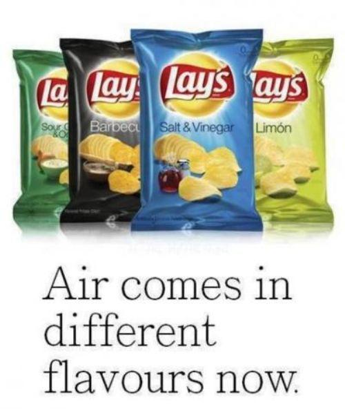 air flavors
