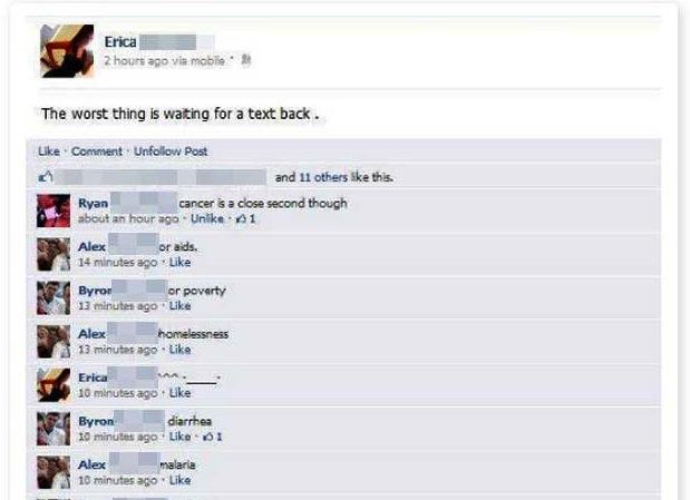 cancer facebook