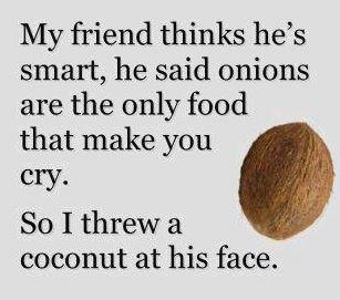 coconut cry
