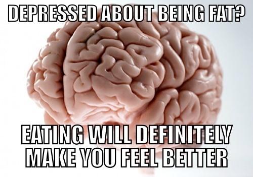 eating brain