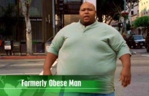 formely obese